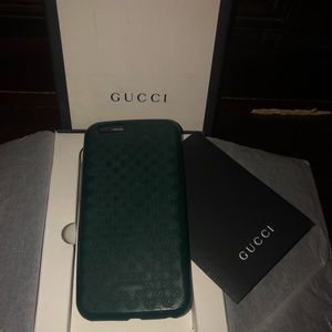 Authentic Gucci iPhone Case 6/6s